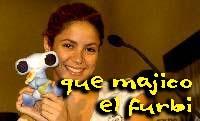 Shakira y Furbi