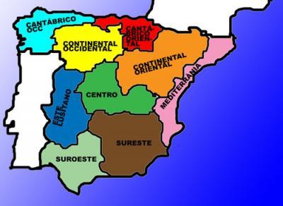 Nueva ordenación territorial