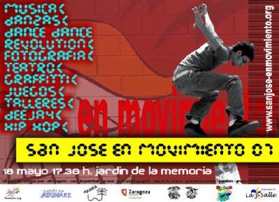 """Cerca de 500 jóvenes participarán en la muestra de actividades """"San José en Movimiento"""""""