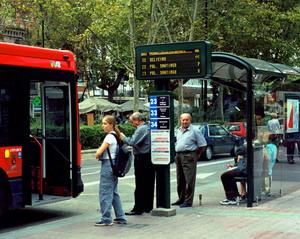 TUZSA: Transporte Urbano Zafio Siempre Acojonante